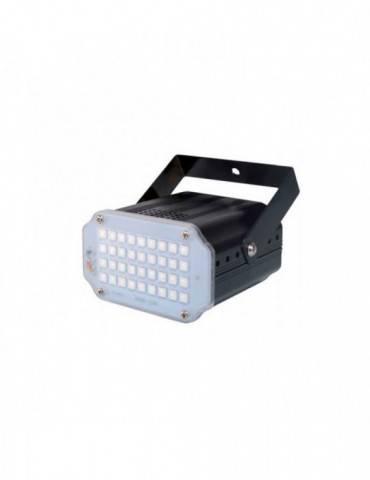 EFECTO LUZ ESTROBOSCOPICA 36 LED