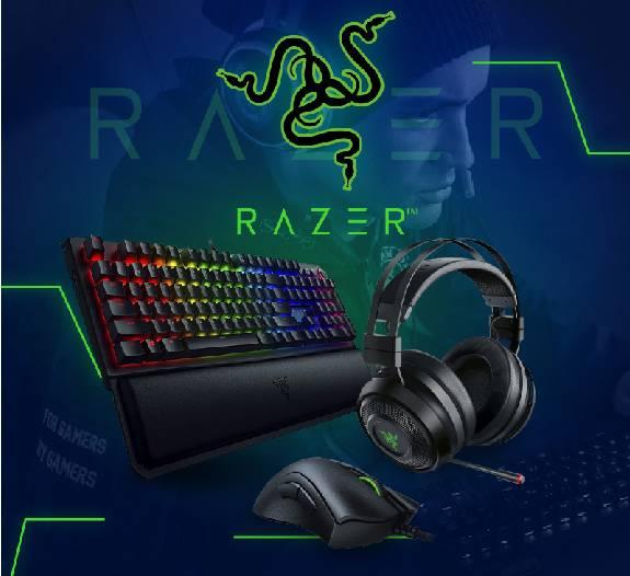 Razer gamer nueva alianza Electroventas